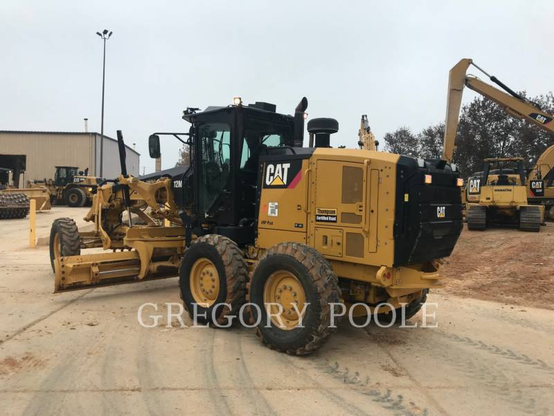 CATERPILLAR NIVELEUSES 12M2 equipment  photo 7
