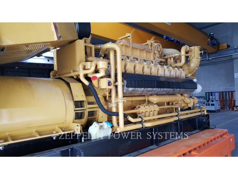 CATERPILLAR STATIONÄR – ERDGAS G3520C equipment  photo 2