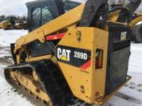 CATERPILLAR MULTI TERRAIN LOADERS 289D equipment  photo 7