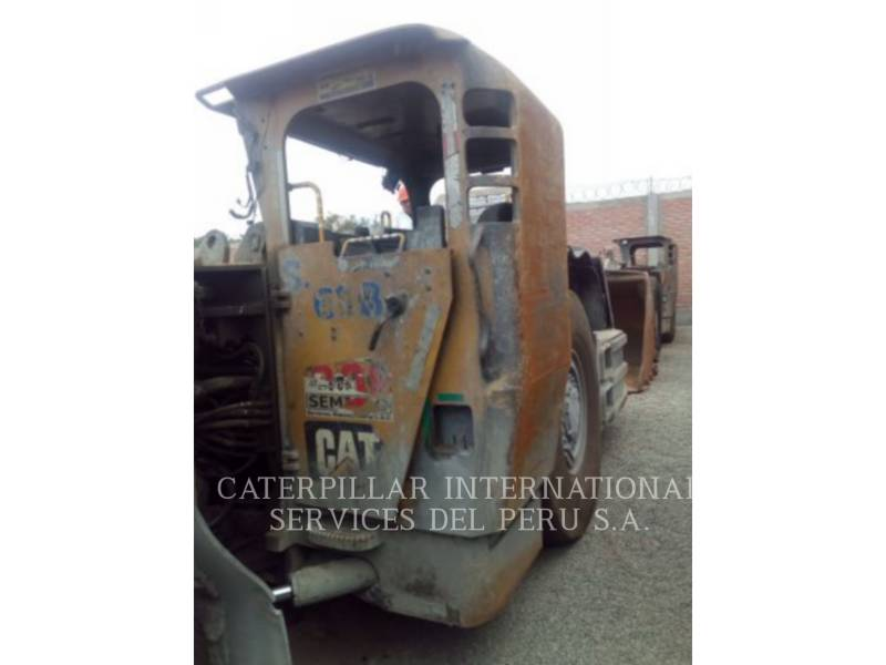 CATERPILLAR UNDERGROUND MINING LOADER R 1600 H equipment  photo 14