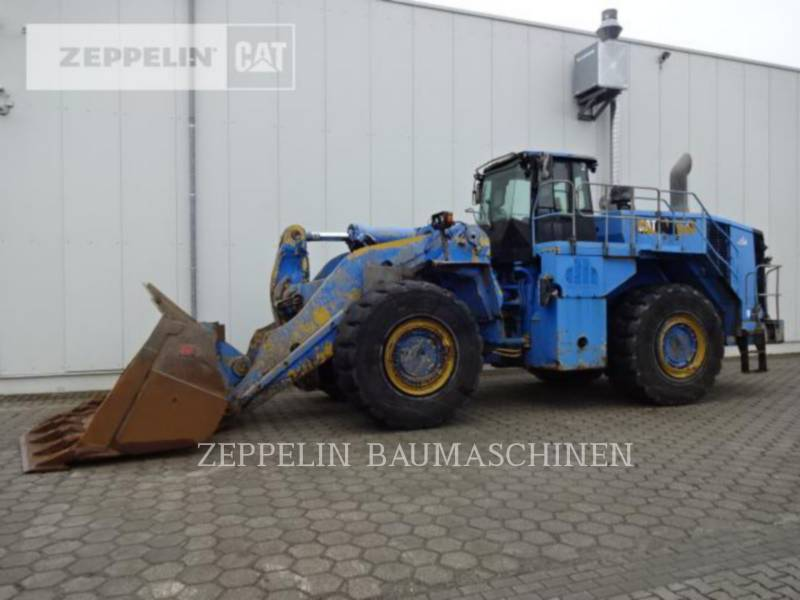 CATERPILLAR RADLADER/INDUSTRIE-RADLADER 988K equipment  photo 2