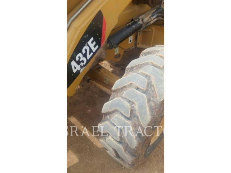 CAT TRADE-IN BACKHOE LOADERS 432E equipment  photo 9