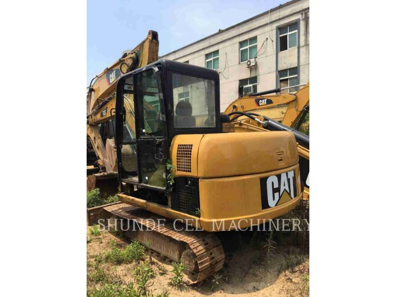 CATERPILLAR TRACK EXCAVATORS 306 equipment  photo 3
