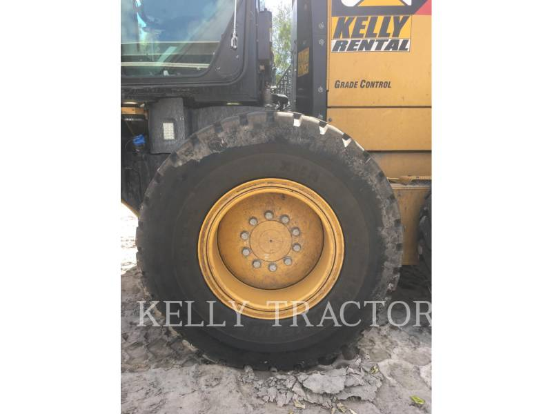 CATERPILLAR MOTONIVELADORAS 12M3 equipment  photo 10