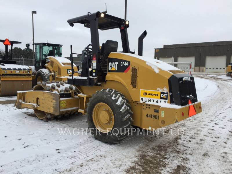 CATERPILLAR COMPACTORS CP44 equipment  photo 4