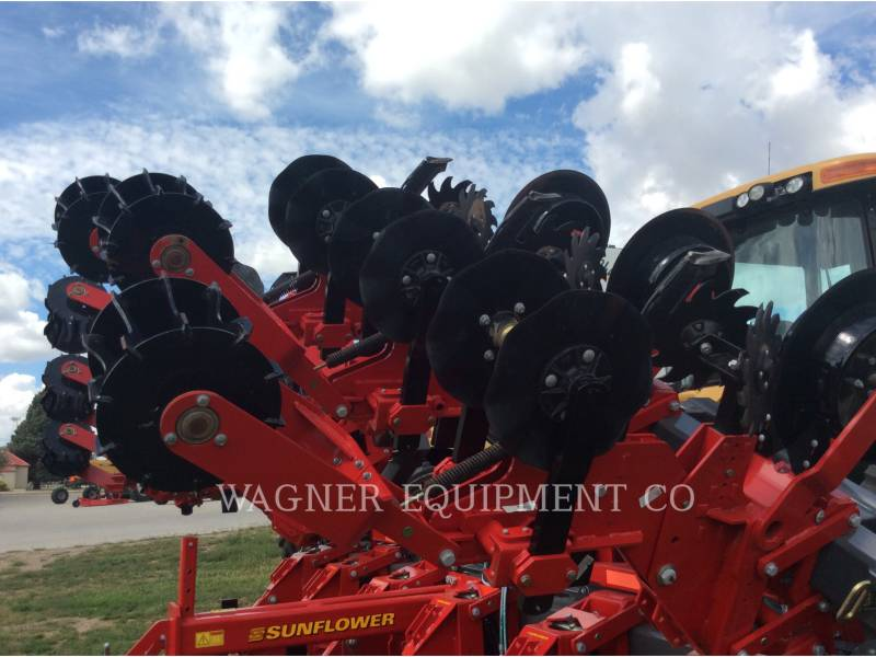 SUNFLOWER MFG. COMPANY APPARECCHIATURE PER COLTIVAZIONE TERRENI SF7630-30 equipment  photo 5