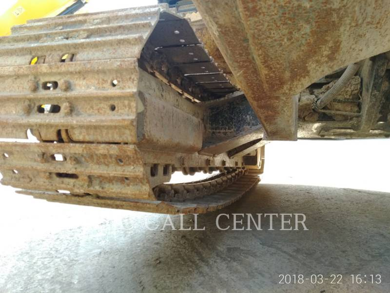 CATERPILLAR TRACK EXCAVATORS 305.5E2 equipment  photo 15