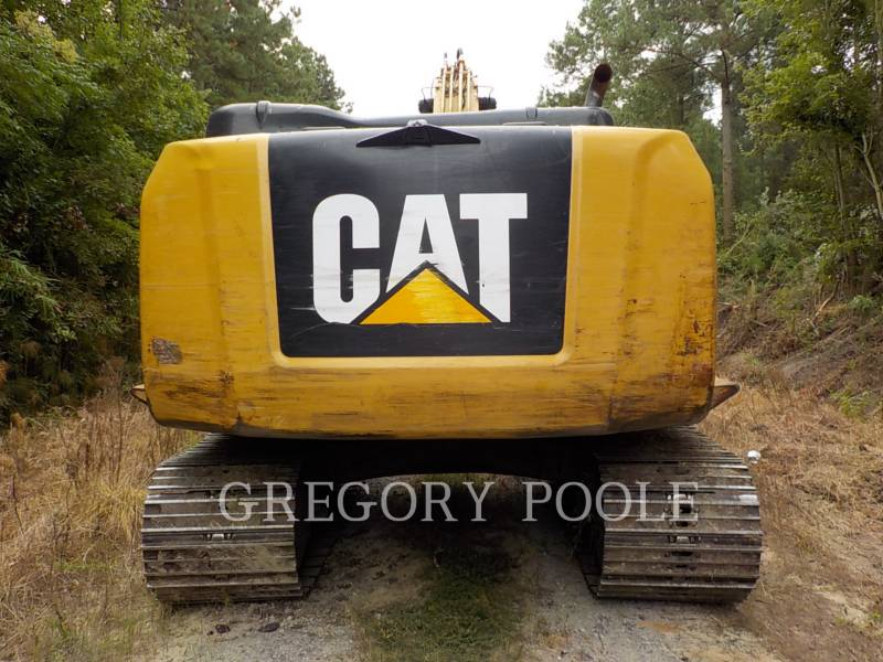 CATERPILLAR KETTEN-HYDRAULIKBAGGER 320E L equipment  photo 13