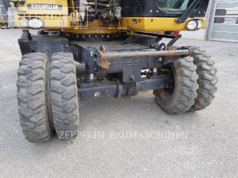 CATERPILLAR ESCAVATORI GOMMATI M315D equipment  photo 11