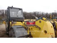 KOMATSU TELEHANDLER WH 714 H equipment  photo 13