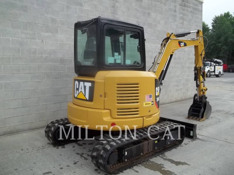 CATERPILLAR EXCAVADORAS DE CADENAS 304E2 CR equipment  photo 4