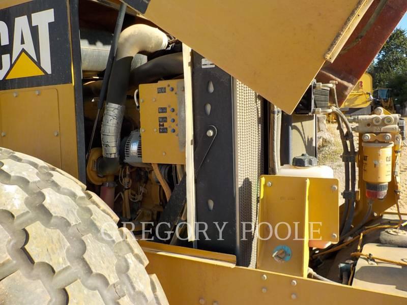 CATERPILLAR VIBRATORY SINGLE DRUM SMOOTH CS-54 equipment  photo 21
