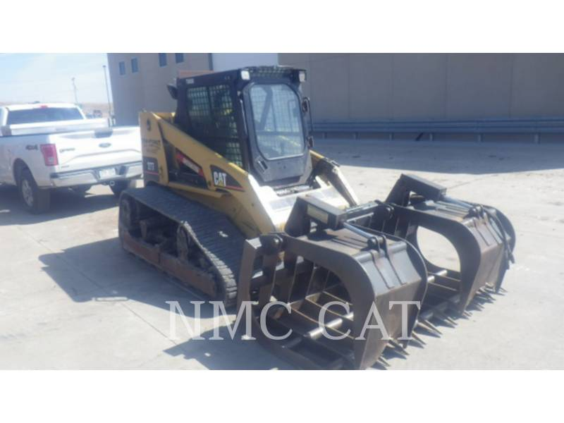 CATERPILLAR MULTI TERRAIN LOADERS 277 equipment  photo 4