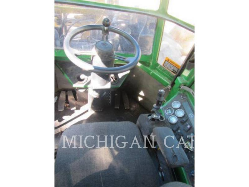 JOHN DEERE FORESTRY - FELLER BUNCHERS - WHEEL 843J WFELLER equipment  photo 7