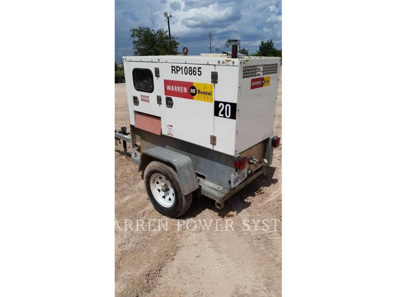 NORAM PORTABLE GENERATOR SETS N20 equipment  photo 5