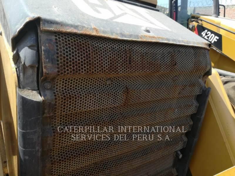 CATERPILLAR BACKHOE LOADERS 420F2STLRC equipment  photo 11