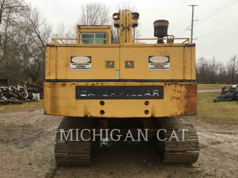CATERPILLAR TRACK EXCAVATORS 215C LC equipment  photo 5