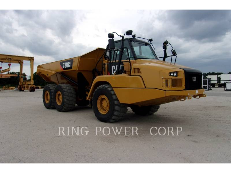 CATERPILLAR CAMIONES ARTICULADOS 730C2 equipment  photo 2
