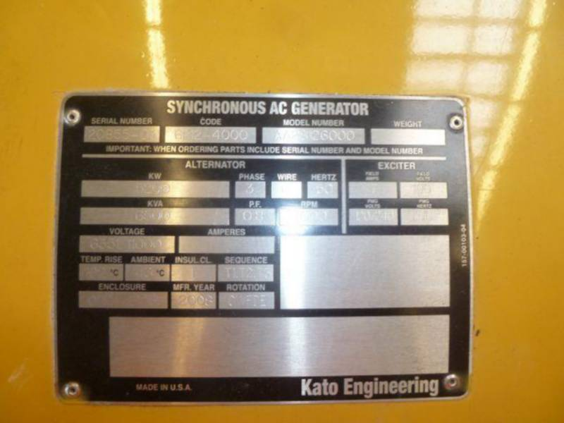 KATO SYSTEMS / COMPONENTS AA28126000 equipment  photo 5