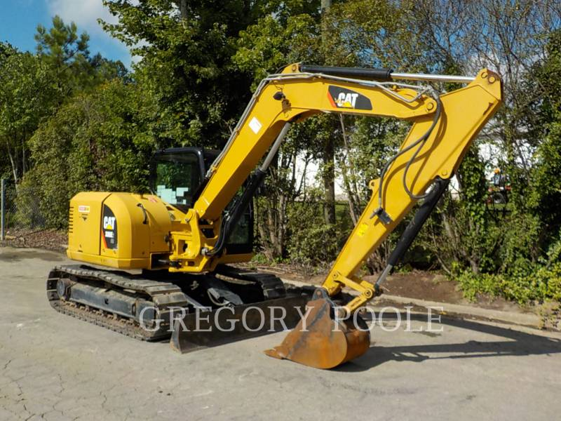 CATERPILLAR KOPARKI GĄSIENICOWE 308E2CRSB equipment  photo 4