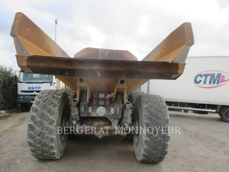 KOMATSU アーティキュレートトラック HM300 equipment  photo 4