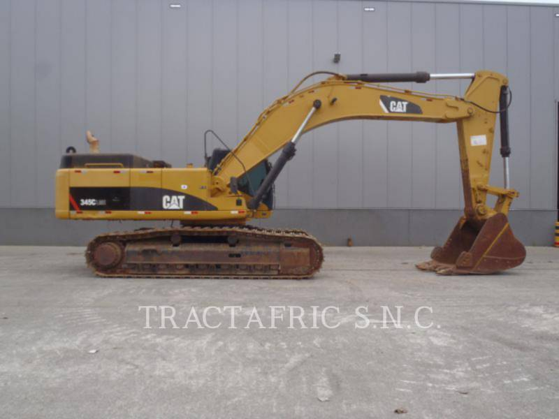 CATERPILLAR ESCAVADEIRAS 345C equipment  photo 3