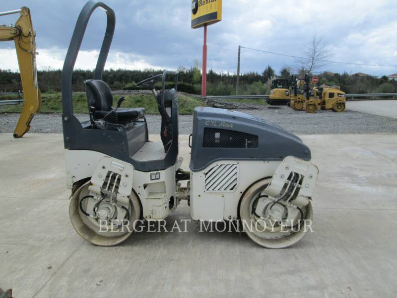BOMAG COMPACTEURS BW120AD4 equipment  photo 1