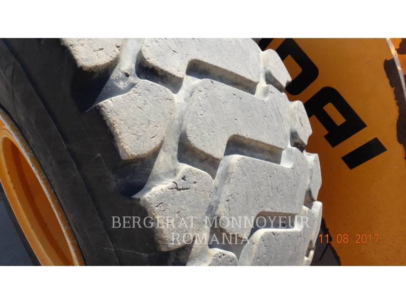 HYUNDAI CONSTRUCTION EQUIPMENT WHEEL LOADERS/INTEGRATED TOOLCARRIERS HL760-7A equipment  photo 7