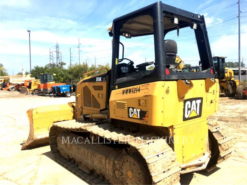 CATERPILLAR TRACTEURS SUR CHAINES D5KXL equipment  photo 4