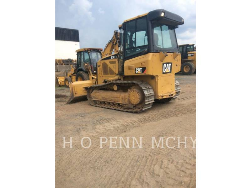 CATERPILLAR TRACK TYPE TRACTORS D 3 K XL equipment  photo 10