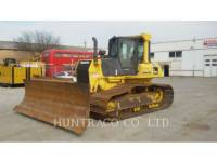 Equipment photo KOMATSU LTD. D61PX-15 TRACK TYPE TRACTORS 1
