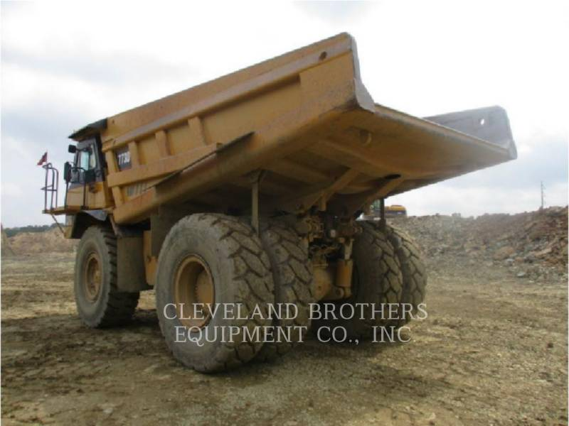 CATERPILLAR OFF HIGHWAY TRUCKS 773D equipment  photo 4