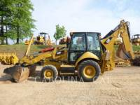 CATERPILLAR BAGGERLADER 420F ITCBE equipment  photo 1