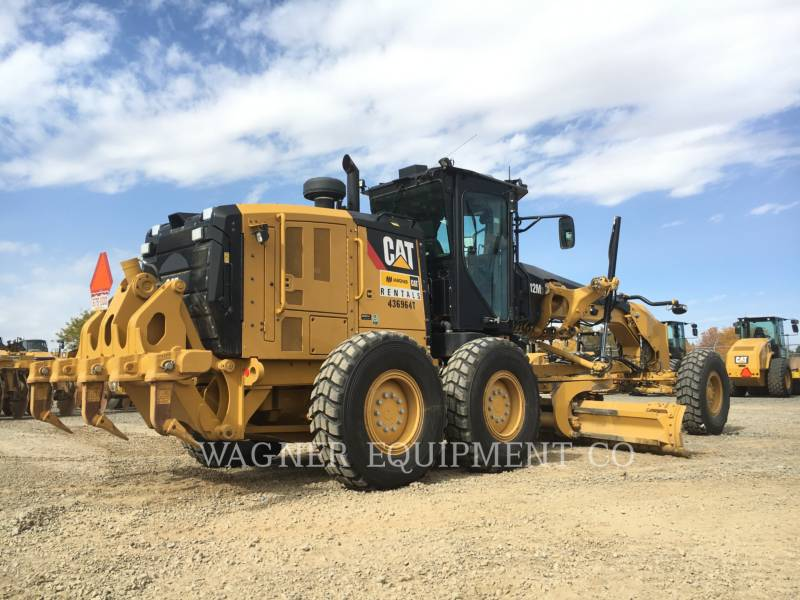 CATERPILLAR MOTORGRADER 12M3 equipment  photo 3