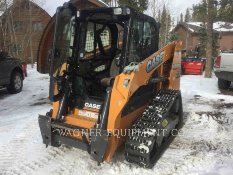 CASE CHARGEURS COMPACTS RIGIDES TR310 equipment  photo 1