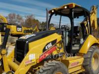 CATERPILLAR バックホーローダ 416E equipment  photo 2