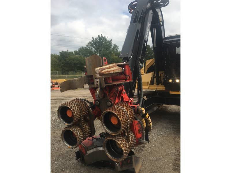 CATERPILLAR FORESTRY - FELLER BUNCHERS - TRACK 501HD equipment  photo 20