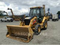 Equipment photo CATERPILLAR 420E BACKHOE LOADERS 1