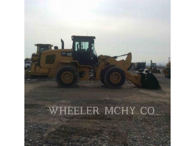 CATERPILLAR WHEEL LOADERS/INTEGRATED TOOLCARRIERS 924K HL QC equipment  photo 5