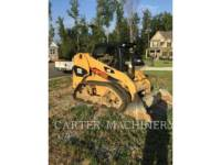 CATERPILLAR SKID STEER LOADERS 246C CYV equipment  photo 1