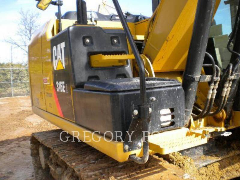 CATERPILLAR PELLES SUR CHAINES 316E L equipment  photo 6