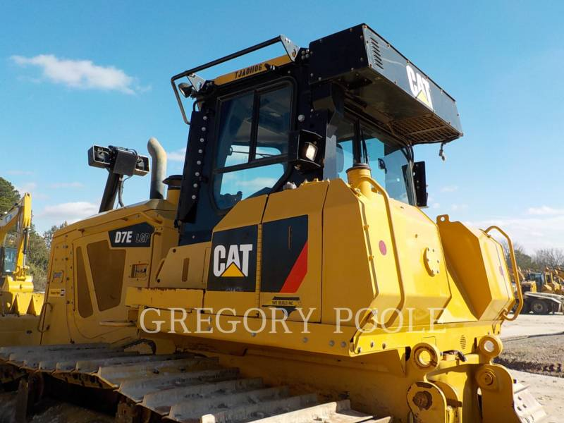 CATERPILLAR TRACTEURS SUR CHAINES D7ELGP equipment  photo 10