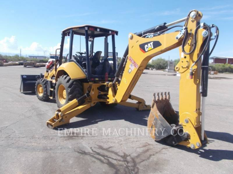 CATERPILLAR CHARGEUSES-PELLETEUSES 420F24EOIP equipment  photo 5