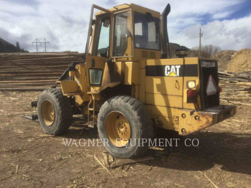 CATERPILLAR CHARGEURS SUR PNEUS/CHARGEURS INDUSTRIELS IT14B equipment  photo 2