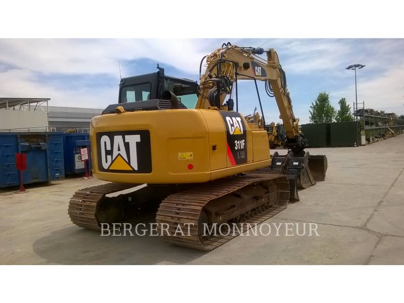 CATERPILLAR トラック油圧ショベル 311F RR equipment  photo 2