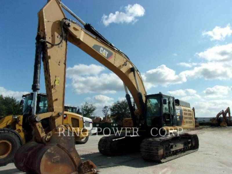 CATERPILLAR EXCAVADORAS DE CADENAS 349FL equipment  photo 1
