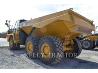 CATERPILLAR CAMINHÕES ARTICULADOS 725C equipment  photo 3
