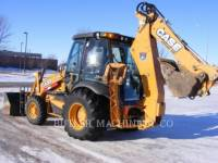 CASE/NEW HOLLAND CHARGEUSES-PELLETEUSES 580 SUPER N WT equipment  photo 3
