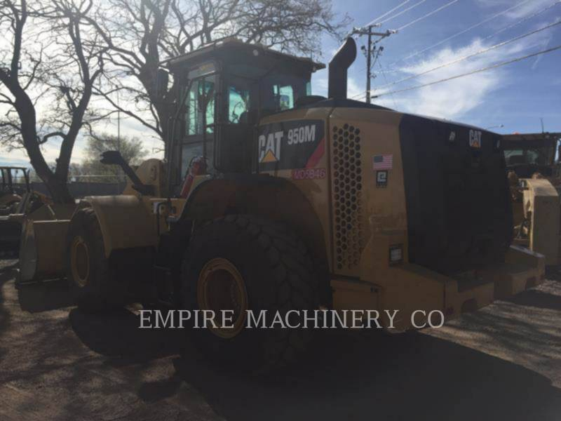 CATERPILLAR WHEEL LOADERS/INTEGRATED TOOLCARRIERS 950M FC equipment  photo 1