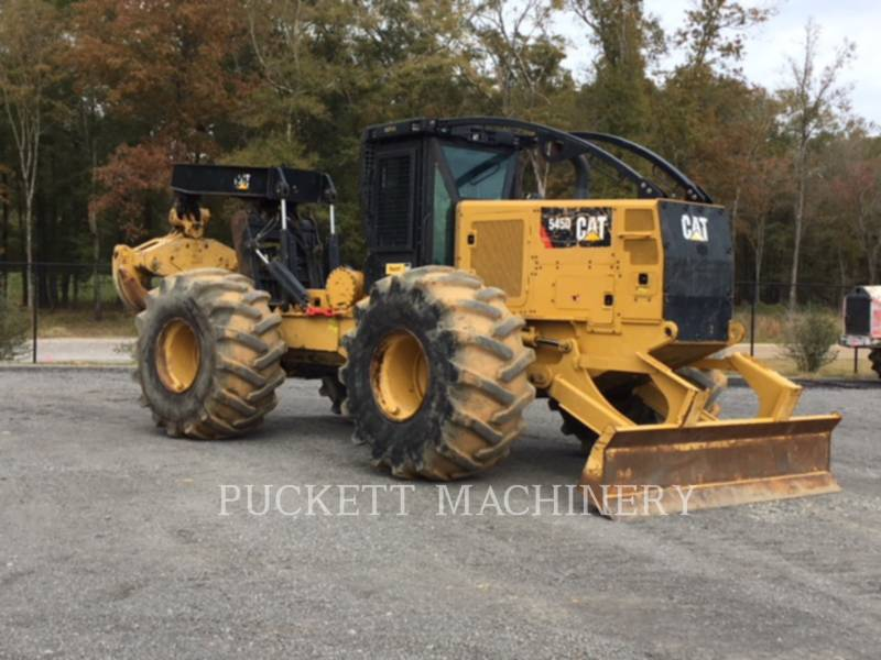 CATERPILLAR FORSTWIRTSCHAFT - HOLZRÜCKER 545D equipment  photo 5
